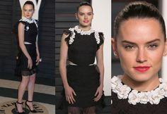 Daisy Ridley w Giambattista Valli Haute Couture
