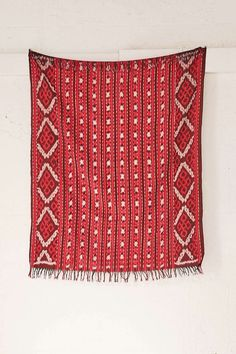 Handmade Indonesian Multi Tapestry - Urban Outfitters $49