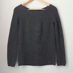Gap wool blend sweater Excellent condition! Cute and comfy! Would be loose on an xs  Bundle for best deals!! Lots of items available starting at $5! Hundreds of items available for discounted bundles! You can get lots of items for a low price and one shipping fee! GAP Sweaters Crew & Scoop Necks