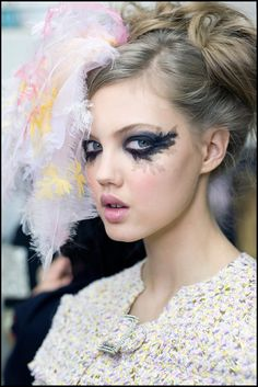 Chanel's dark beauty