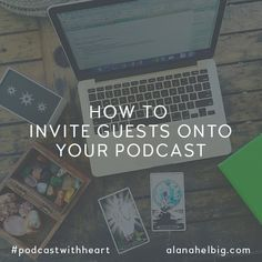 Alana Helbig shares: + 6 tips for finding and selecting the best podcast guests. + How to communicate clearly and powerfully with potential guests. + The email communications I use when contacting my guests. + The importance of interview etiquette. From Software, Starting A Podcast, Book Club Books, Etiquette, Helpful Hints, Invitations, Invite, This Or That Questions