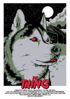 "kogaionon: ""The Thing by Dan Sherratt / Twitter / Flickr """