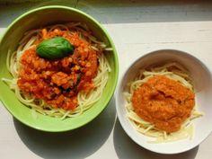 Bolognese-vegetarisch_Für Babys
