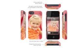 Customized iPhone case.