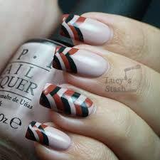 fishtail french nails - Google-haku