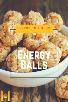 With less than 10 ingredients, these bites are portable, pop-able and packed with all the natural energy needed to power through your day!