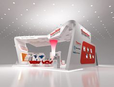 Creative Point of purchase displays and exhibition booths for trade-shows created by TriadCreativeGroup.com inspired by artistic design and architecture. Give Steve a call at (262) 781-3100 ext 17