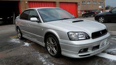 FS: 1999 Subaru legacy B4 RSK Manual
