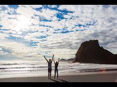 Video Air New Zealand: Wie im Flug nach Neuseeland | traveLink.