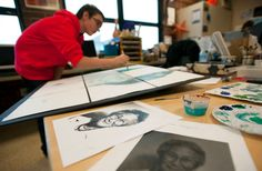 Gallery: The Minidoka Origami and Portrait Project