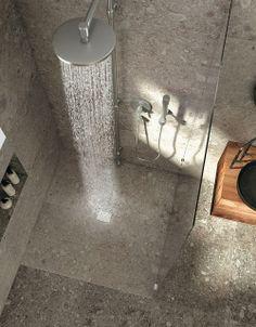 NORR - łazienkowa wersja norweskich granitów od MIRAGE