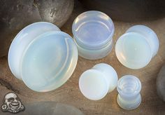 """1/2"""" opalite plugs i want these so bad i love them"""