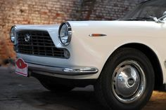 Fiat 2300 S Coupe - 1965