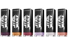 CoverGirl Star Wars Limited Edition Lipsticks $5.99 - $7.99 The Covergirl Colorlicious Lipsticks come in six new shades.