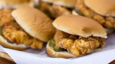 Try a homemade version of Chick-fil-A's chicken sandwich, popular on Pinterest - TODAY.com