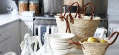 In the kitchen with Provincial Home Living