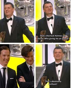 Moffat. It's the doctor.