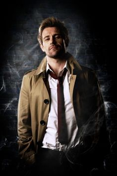 Now An Official Image of Matt Ryan As John Constantine In His New NBC Show - Bleeding Cool Comic Book, Movies and TV News and Rumors