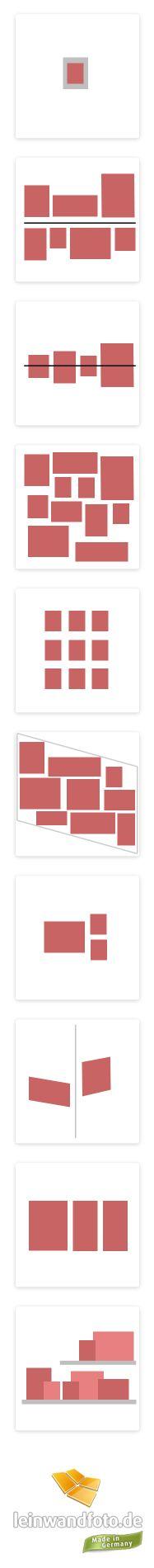 ber ideen zu bilder aufh ngen auf pinterest rahmen gipsw nde und aufgeh ngte. Black Bedroom Furniture Sets. Home Design Ideas