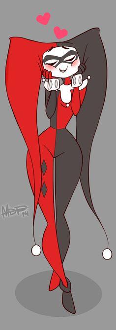 Harley Quinn by AlvrexADPot.deviantart.com on @deviantART