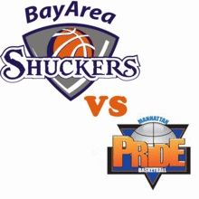 Bay Area Shuckers vs Manhattan Pride (game of (Severn, MD) Basketball Tickets, Game 7, Cavaliers Logo, Bay Area, Manhattan, Team Logo, Pride
