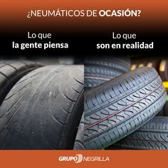 ¡Ojo! Cuando pienses en neumáticos de OCASIÓN ¡No te confundas! . . . C/ Metalurgia, 4 - SEVILLA. . Teléfono: 955 638 741. Móvil: 633 601 893. . #neumaticossegundamano #neumáticosusados Used Tires, Eye, Thinking About You, Sevilla, Atelier