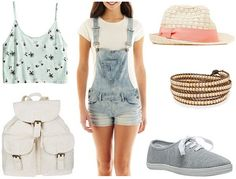 Would You Wear… Short Overalls?