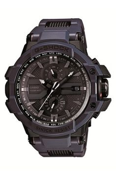 G-Shock 'Aviation' Watch, 54mm x 52mm available at #Nordstrom