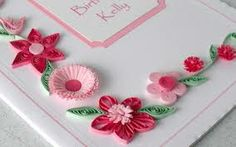 quilling cards - Buscar con Google