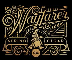 Wayfarer will be displayed at the Serino Cigar Co. booth for IPCPR 2017. Wayfarer marks Carson Serino's journey into the cigar industry with his own blend.