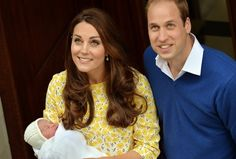 Prince William & Kate Middleton Debut Baby Girl: See the First Pics of the New Princess!