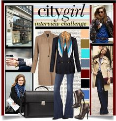 """""""Contest: Interview Challenge!"""" by nancy-ellyn ❤ liked on Polyvore"""