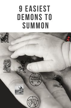 The 13 Easiest Demons To Summon - Frater Lucath Witch Spell Book, Witchcraft Spell Books, Occult Books, Wiccan Spells, Magick, Demon Summoning Spells, Satanic Rules, Myths & Monsters, Traditional Witchcraft