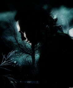 He's not evil, he just allows his bitterness to control him... He lives in darkness because his brother loves him so much and he just can't love him back.