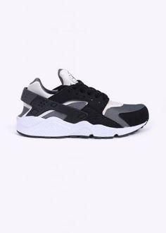 Nike Footwear Air Huarache Trainers - Black / White