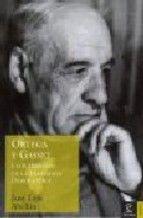 Ortega y Gasset y los orígenes de la transición democrática / José Luis Abellán