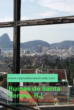 Ruínas de Santa Teresa, Rio de Janeiro