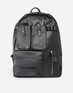 ASOS Utility Backpack