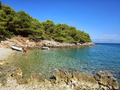 Island of Solta, Croatia. http://frugaltravelbug.blogspot.com/
