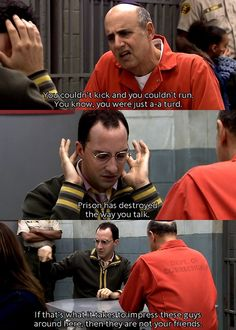 Hahahah arrested development...