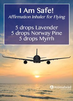 You can use aromatherapy inhalers for anything you might use a diffuser for. You can make inhalers for energy, sleep, relaxation, focus, immune support, respiratory relief, muscle tension, and more. They're great for when you're traveling on a plane! http://www.aromahead.com/blog/2015/04/06/aromatherapy-inhaler-can-use/