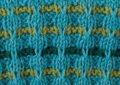 Stekenbibliotheek: mooie breisteken uitgelegd met breischema en tekst Knitting Stitches, Knitting Patterns, Woodworking Projects, Knit Crochet, Blanket, Crafts, Garden, Knits, Craft Work