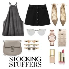 """""""Still holding on"""" by brendasofia13 on Polyvore featuring RVCA, Monki, Chloé, Fendi, Casetify, Marc by Marc Jacobs, Accessorize and Dolce&Gabbana"""