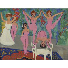 Art History News: Ernst Ludwig Kirchner at Auction
