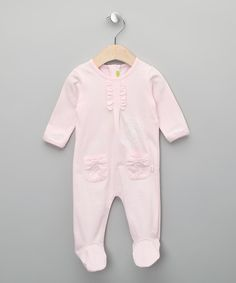 Rosa Waku Footie - Infant
