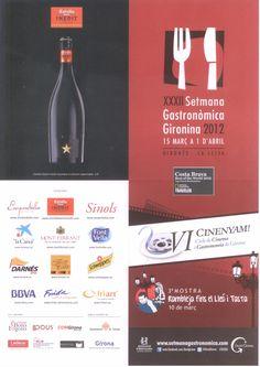 32ª Setmana Gastronomica Gironina