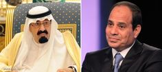 السيسي يقدر لخادم الحرمين الشريفين مواقفه تجاه مصر وشعبها