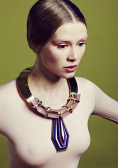 Alexandra Druzhinin | London College of Fashion | Showtime
