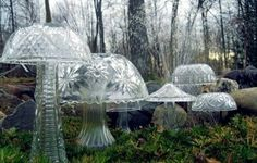 Cute fairy garden idea