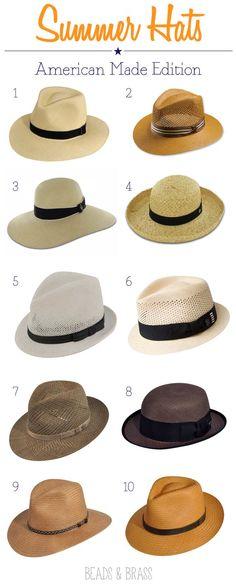 Summer Hats - your head will thank you Fashion Night, Fashion Fall, Fashion Trends, Fru Fru, Love Hat, It Goes On, Cool Hats, Summer Hats, Headgear